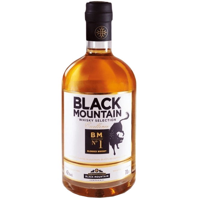 Black Mountain Whisky BM N1 Spirituosen Black Mountain