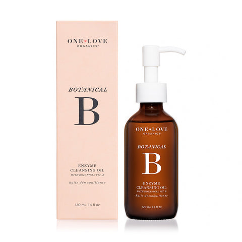 Botanical B Enzyme - Cleansing Oil + Makeup Remover