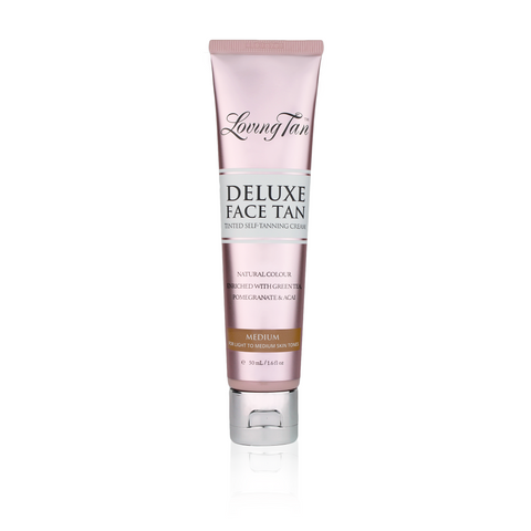 DELUXE FACE TAN MEDIUM