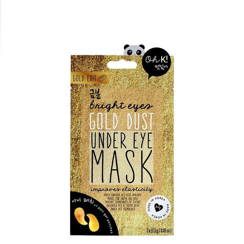 Gold Dust Under Eye Mask