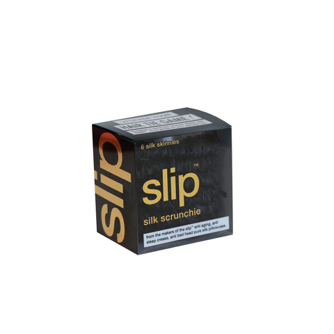 SLIP SKINNIES - BLACK