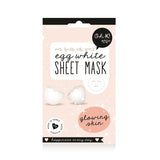 Egg White Sheet Mask