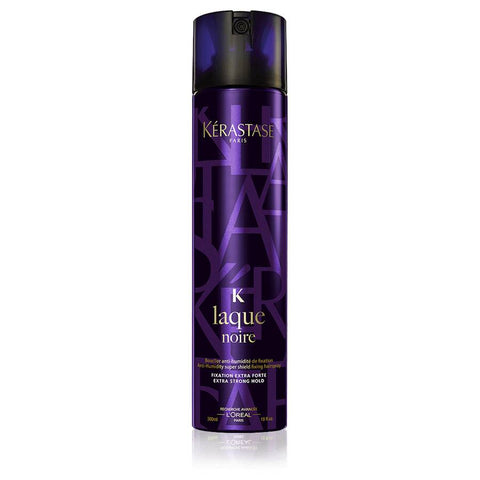 Styling Laque Noire Hair Spray