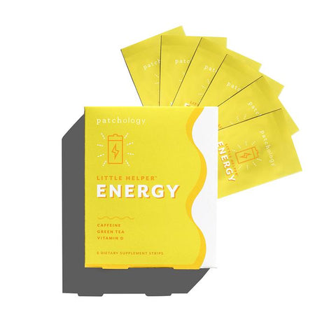 Little Helper® Supplement Strips: Energy