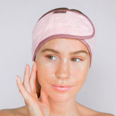 SPA HEADBAND - BLUSH