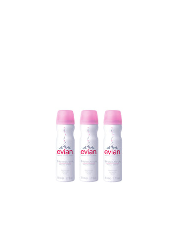 evian® Facial Spray Trio - 1.7 oz.