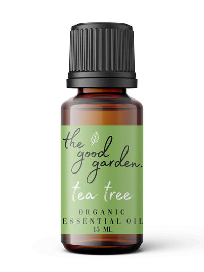 Organic Tea Tree Oil Ireland- The Good Garden