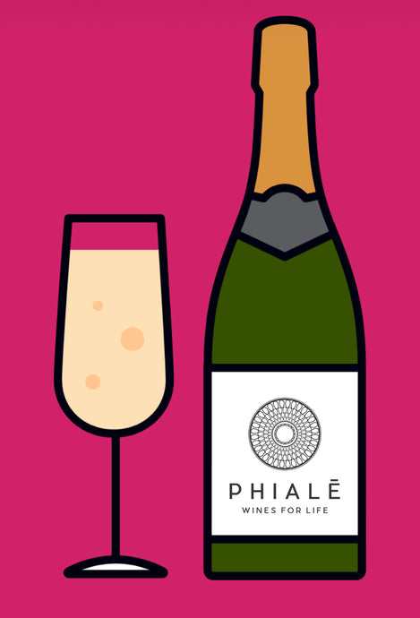 Phialē Wines TURNS 3