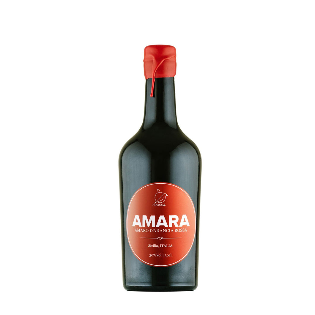 Rossa Amara Orange Liqueur 50cl