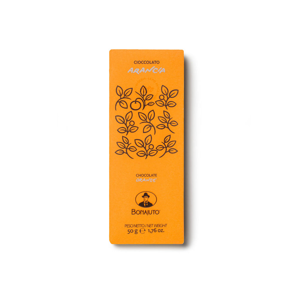Bonajuto Orange Chocolate bar 45gr