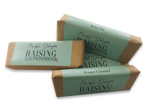 Raising Gastronomes Energy Bars
