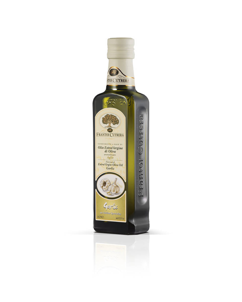 Frantoi Cutrera Garlic Olive Oil 25cl