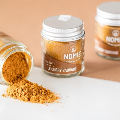 Nomie Curry Sauvage 30ml