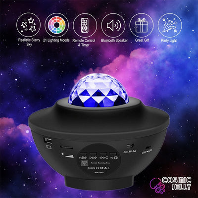 Cosmic Starlight Projector - Cosmic Jelly
