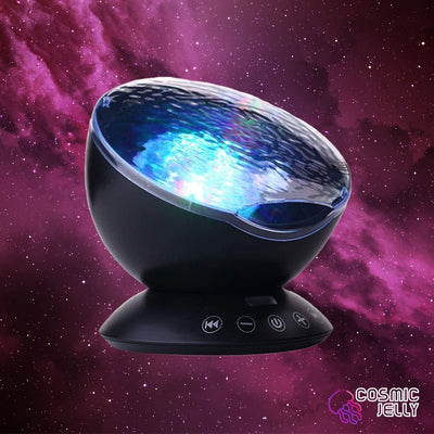 Cosmic Night Lamp Projector For Kids - Cosmic Jelly