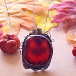 The Great Pumpkin Pendant - Sinister Smile