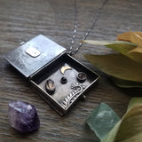 Potions Book Locket