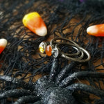 Candy Corn Stacking Ring Set - Size 9