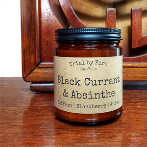 Black Currant & Absinthe- 16 oz.