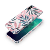 iPhone 6s plus case beautiful flower leaf iphone case