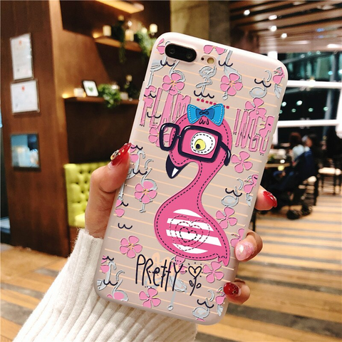 3D pretty Flamingo Galaxy note 10 plus case, note 10, s20 plus, s20 ultra case, s20 Media 1 of 3