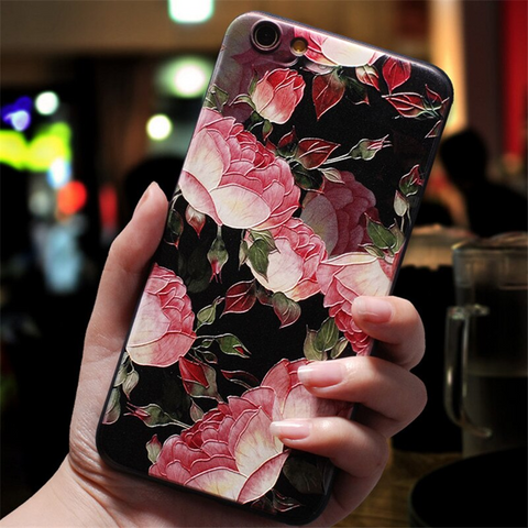 Pink dark theme flower Samsung galaxy note 10 plus case, note 10, s20 plus, s20 ultra Media 1 of 3