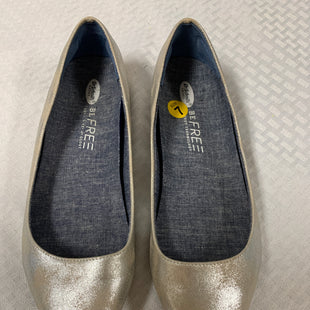 Primary Photo - BRAND: DR SCHOLLS STYLE: SHOES FLATS COLOR: SILVER SIZE: 7 OTHER INFO: AS IS SKU: 150-15047-139089