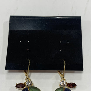 Primary Photo - BRAND:    CLOTHES MENTOR STYLE: EARRINGS COLOR: MULTI OTHER INFO: MULTI LEAVES SKU: 150-150112-25859