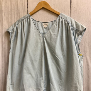 Primary Photo - BRAND: ANA STYLE: TOP SHORT SLEEVE COLOR: DENIM SIZE: 2X SKU: 150-15047-143901
