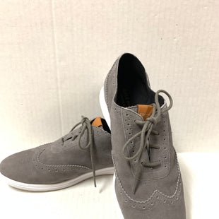 Primary Photo - BRAND: COLE-HAAN STYLE: SHOES FLATS COLOR: GREY SIZE: 9.5 SKU: 150-15047-150809