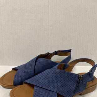 Primary Photo - BRAND: SOFFT STYLE: SANDALS FLAT COLOR: BLUE SIZE: 11 SKU: 150-150112-22391VELCRO ENCLOSURE