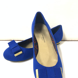 Primary Photo - BRAND:  CME STYLE: SHOES FLATS COLOR: ROYAL BLUE SIZE: 7 OTHER INFO: CHRISTIAN SIRIANO FOR PAYLESS - SKU: 150-15047-143904SUEDE