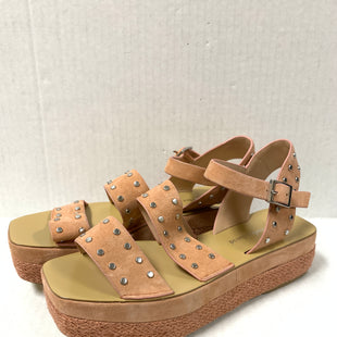 Primary Photo - BRAND: CHARLES DAVID STYLE: SHOES DESIGNER COLOR: DUSTY PINK SIZE: 8 OTHER INFO: AS IS/ STUDDED SKU: 150-150112-26200