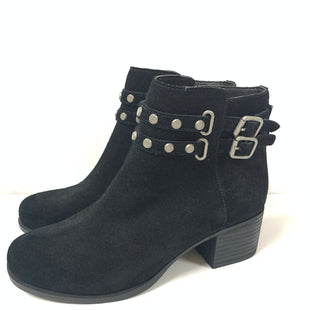 Primary Photo - BRAND: UGG STYLE: BOOTS DESIGNER COLOR: BLACK SIZE: 6 SKU: 150-15047-138379SUEDE