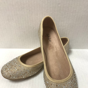 Primary Photo - BRAND: STYLE AND COMPANY STYLE: SHOES FLATS COLOR: GOLD SIZE: 7 OTHER INFO: SPARKLY SKU: 150-15098-39258