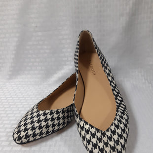 Primary Photo - BRAND: TALBOTS STYLE: SHOES FLATS COLOR: HOUNDSTOOTH SIZE: 9 OTHER INFO: AS IS SKU: 150-150154-1480