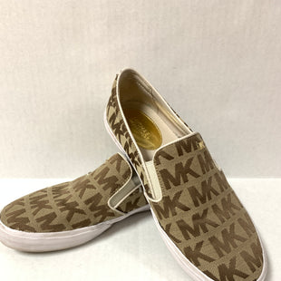 Primary Photo - BRAND: MICHAEL BY MICHAEL KORS STYLE: SHOES FLATS COLOR: MONOGRAM SIZE: 7.5 OTHER INFO: AS IS SKU: 150-15098-35694