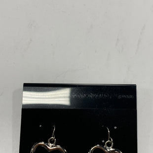 Primary Photo - BRAND:    CLOTHES MENTOR STYLE: EARRINGS COLOR: SILVER OTHER INFO: HEARTS SKU: 150-150131-14552