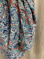 Photo #2 - BRAND: TALBOTS <BR>STYLE: TOP LONG SLEEVE <BR>COLOR: PRINT <BR>SIZE: 3X <BR>OTHER INFO: BLUE WHITE RED PINK <BR>SKU: 150-150112-8870