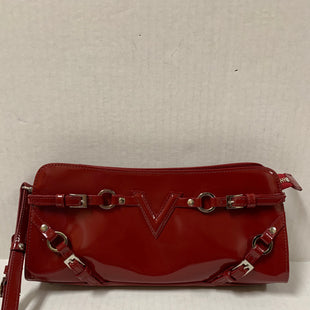 Primary Photo - BRAND: VIA SPIGA STYLE: WRISTLET COLOR: RED SKU: 150-150154-565410 1.2X5
