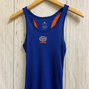Primary Photo - BRAND: COLOSSEUM STYLE: ATHLETIC TANK TOP COLOR: BLUE SIZE: S OTHER INFO: GATORS SKU: 150-15098-35604R