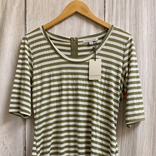 Primary Photo - BRAND: GREEN ENVELOPE STYLE: TOP SHORT SLEEVE COLOR: STRIPED SIZE: XL OTHER INFO: NEW! GREEN WHITE SKU: 150-150135-2836