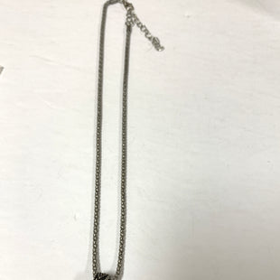 Primary Photo - BRAND:    CLOTHES MENTOR STYLE: NECKLACE COLOR: SILVER SIZE: 1 OTHER INFO: BRIGHTER RED STONE IN CENTER WITH MULTIPLE SMALL SKU: 150-150119-1038510 INCHES