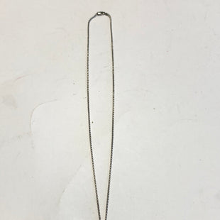 Primary Photo - BRAND:  CMB STYLE: NECKLACE COLOR: STERLING SILVER OTHER INFO: BLUE INTERIOR HEART SKU: 150-150112-2623010 INCHES