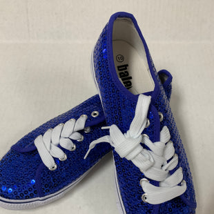 Primary Photo - BRAND:    CLOTHES MENTOR STYLE: SHOES FLATS COLOR: BLUE SIZE: 10 OTHER INFO: BALERA - BLUE SEQUIN SKU: 150-150119-10193