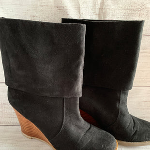 Primary Photo - BRAND: UNISA STYLE: BOOTS ANKLE COLOR: BLACK SIZE: 7 SKU: 150-15098-33107LIKE NEW