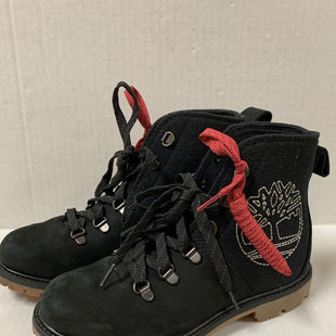 Primary Photo - BRAND: TIMBERLAND STYLE: BOOTS ANKLE COLOR: BLACK SIZE: 6 OTHER INFO: TREE STITCH SKU: 150-150112-26201