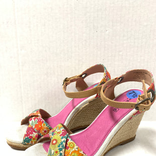 Primary Photo - BRAND: SPERRY STYLE: SANDALS LOW COLOR: FLORAL SIZE: 7.5 OTHER INFO: AS IS SKU: 150-15047-1440984 INCHES