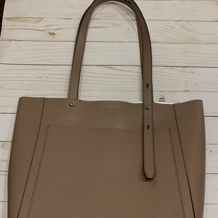 Primary Photo - BRAND: REBECCA MINKOFF STYLE: HANDBAG DESIGNER COLOR: TAUPE SIZE: LARGE OTHER INFO: LEATHER SKU: 150-15098-3941216X13