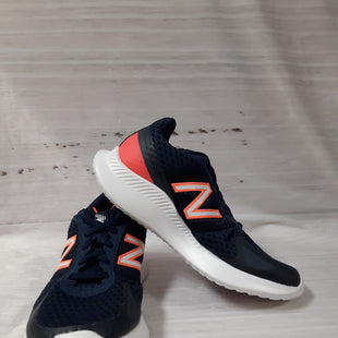 Primary Photo - BRAND: NEW BALANCE STYLE: SHOES ATHLETIC COLOR: NAVY SIZE: 6 OTHER INFO: CORAL SKU: 150-15098-35008